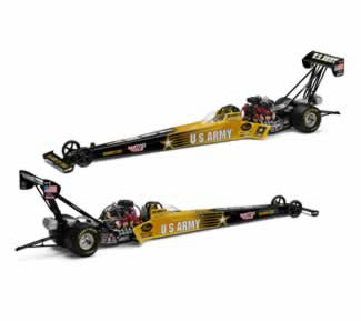 Tony Schumacher 2005 Army Championship Top Fuel Dragster
