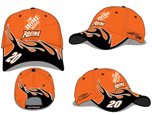 Tony Stewart 2006 Home Depot Speed Cap