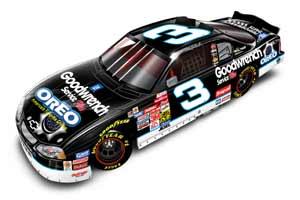 Dale Earnhardt 2001 Oreo NASCAR Diecast