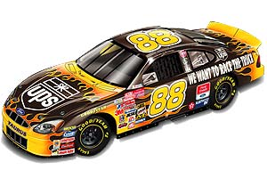 Dale Jarrett We Want To Drive The Truck Diecast